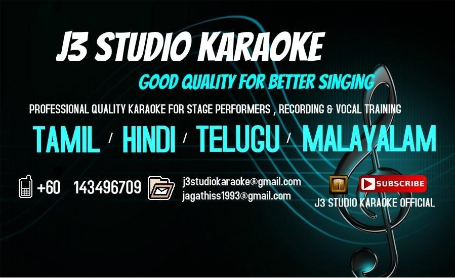 J3 Studio Karaoke Banners (1)
